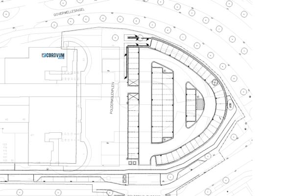 Haalbaarheids- onderzoek aanpassing parkeerterrein Winkelcentrum Goverwelle te Gouda